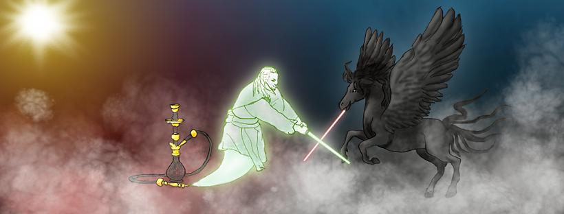 Qui-Gon Djinn vs. Pegasith
